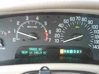 Picture of 2002 Buick Park Avenue Ultra, interior