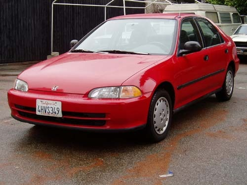 1995 Honda Civic
