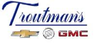 Troutman's Chevrolet Buick GMC logo