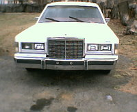 Picture of 1985 Lincoln Town Car Signature, exterior