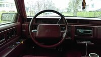 Picture of 1992 Cadillac Fleetwood 2 Dr STD Coupe, interior