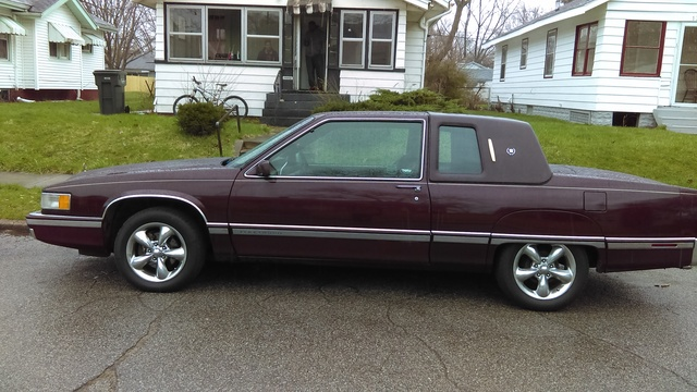 Picture of 1992 Cadillac Fleetwood 2 Dr STD Coupe