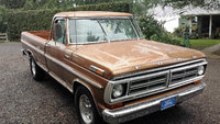 1972 Ford F-250 Overview