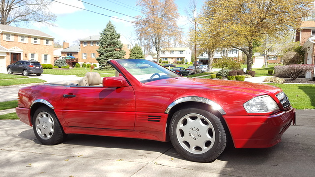Picture of 1995 Mercedes-Benz SL-Class SL320