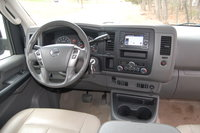 Picture of 2013 Nissan NV Passenger 3500 HD SL, interior