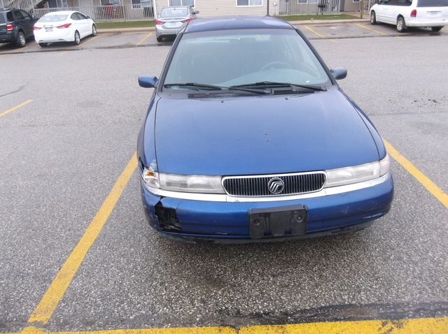 Picture of 1995 Mercury Mystique 4 Dr GS Sedan
