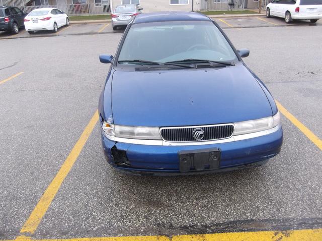 Picture of 1995 Mercury Mystique 4 Dr GS Sedan