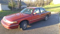 Picture of 1997 Ford Crown Victoria 4 Dr LX Sedan, exterior