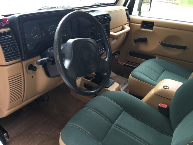 Picture Of 1998 Jeep Wrangler Sahara, Interior, Gallery_worthy