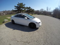 Picture of 2008 Honda Civic Coupe Si w/ Nav and Summer Tires, exterior, gallery_worthy