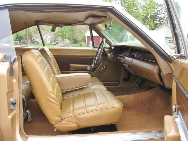 Picture of 1969 Plymouth GTX, interior, gallery_worthy