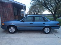 Picture of 1991 Ford Tempo 4 Dr GL Sedan, exterior