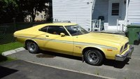 1973 Ford Torino, gran Torino sport 73, exterior