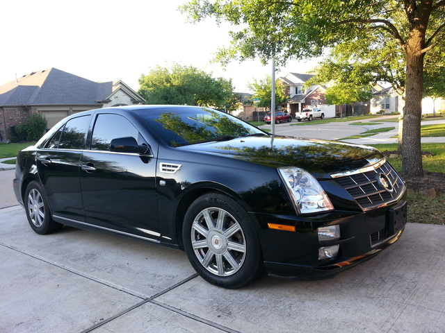 2008 cadillac sts pictures cargurus. Black Bedroom Furniture Sets. Home Design Ideas