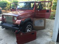 Picture of 1992 Jeep Wrangler Sahara, exterior
