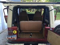 Picture of 1992 Jeep Wrangler Sahara, interior