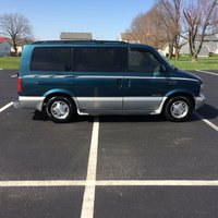 Picture of 1999 Chevrolet Astro 3 Dr LT Passenger Van Extended, exterior