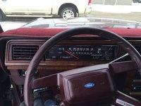 Picture of 1989 Ford LTD Crown Victoria 4 Dr LX Sedan, interior