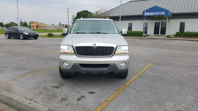 Picture of 2003 Lincoln Aviator Luxury