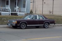 Picture of 1989 Ford LTD Crown Victoria 4 Dr LX Sedan, exterior