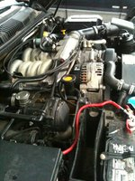 Picture of 2000 Land Rover Range Rover 4.0 SE, engine