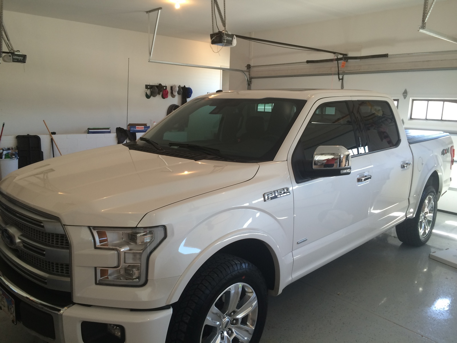 Picture of 2016 Ford F-150 Platinum SuperCrew 4WD