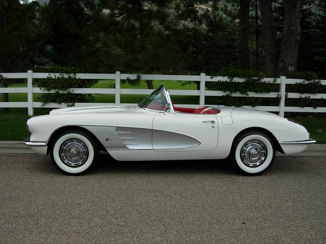 1959 Chevrolet Corvette Pictures Cargurus