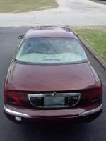 Picture of 2000 Lincoln Continental 4 Dr STD Sedan