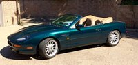 1997 Aston Martin DB7 Overview