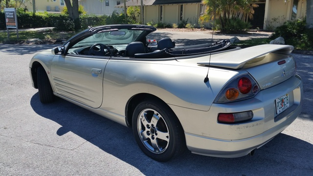 2005 mitsubishi eclipse spyder overview review cargurus. Black Bedroom Furniture Sets. Home Design Ideas
