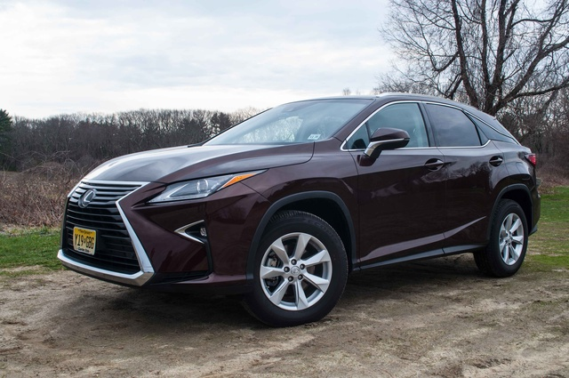 2016 Lexus RX 350 Price Analysis