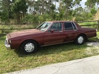 Picture of 1981 Chevrolet Impala 4 Dr Sedan