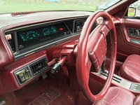 Picture of 1991 Oldsmobile Cutlass Supreme 2 Dr STD Convertible, interior