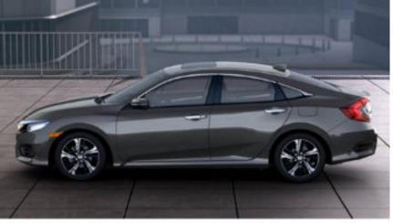 Picture of 2016 Honda Civic EX