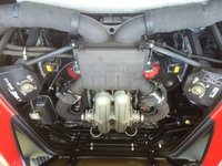 Picture of 1992 Ferrari 348, engine