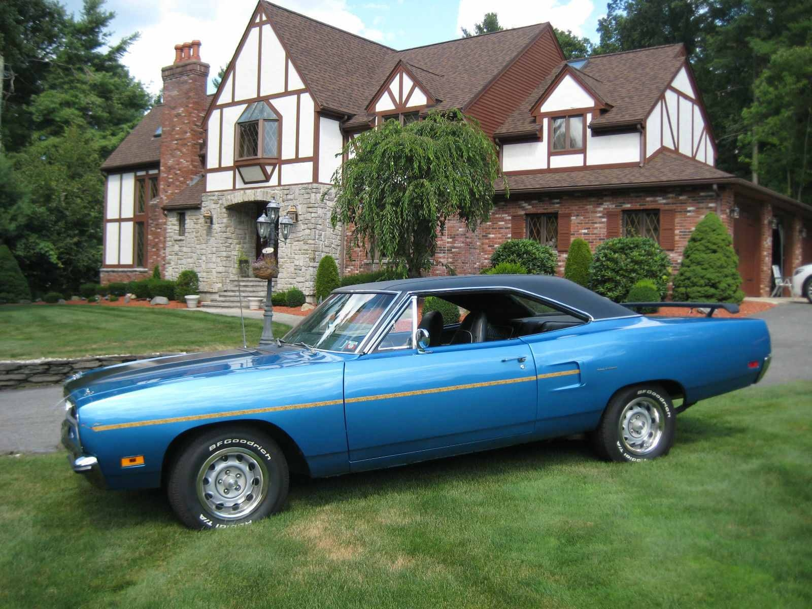 1970 Plymouth Road Runner Overview C9355