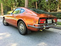 1970 Datsun 240Z Picture Gallery