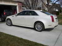 Picture of 2011 Cadillac CTS 3.6L Premium AWD, exterior