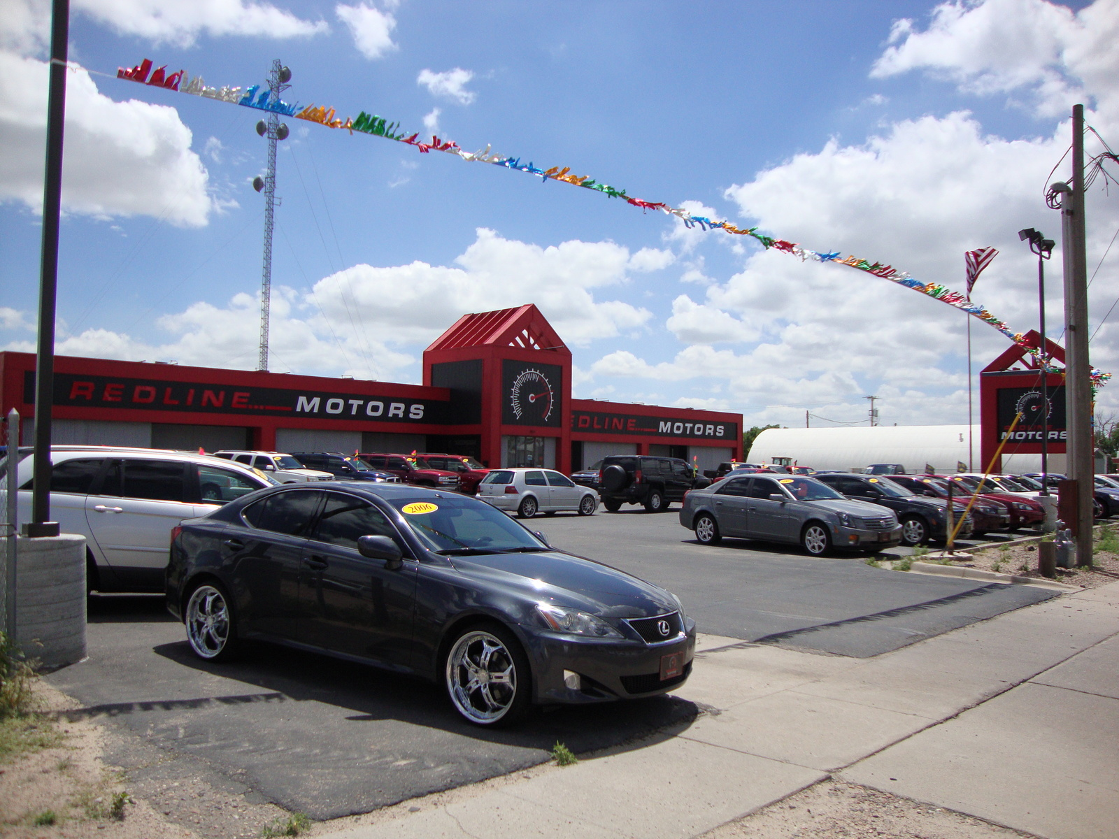 redline motors inc garden city ks read consumer