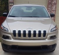 Picture of 2014 Jeep Cherokee Sport 4WD, exterior