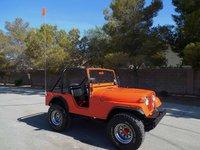 1973 Jeep CJ5 Picture Gallery