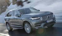 2017 Volvo XC90 Picture Gallery