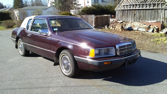 Picture of 1986 Mercury Cougar