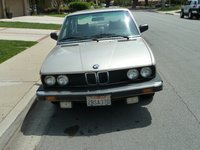 1984 BMW 5 Series Overview