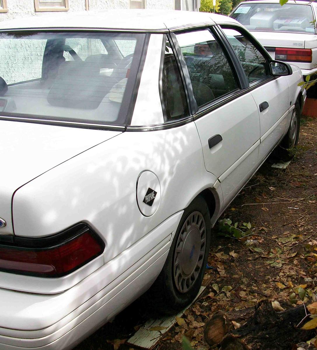 Cargurus Car Value: 1992 Ford Tempo