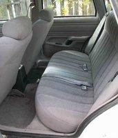 Picture of 1992 Ford Tempo 4 Dr GL Sedan, interior