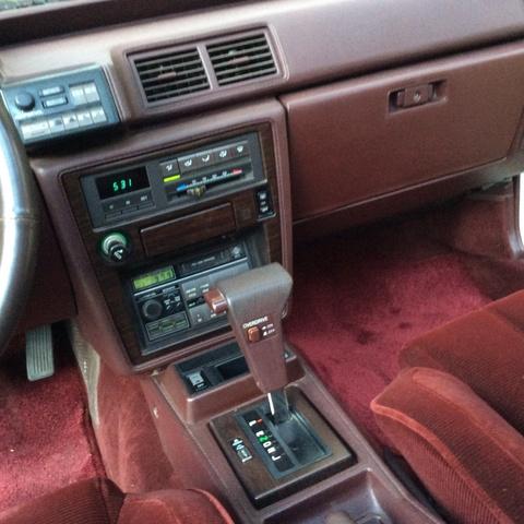 Picture of 1987 Toyota Cressida STD, interior, gallery_worthy