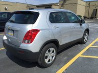 Picture of 2015 Chevrolet Trax LS, exterior