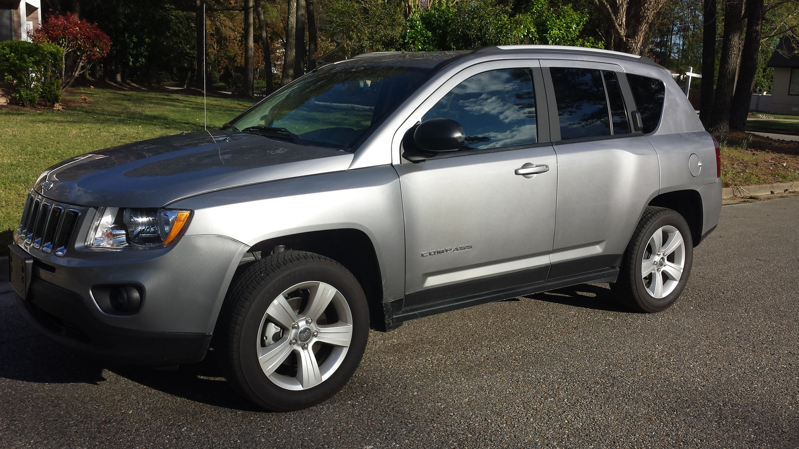 2015 2016 jeep compass for sale in your area cargurus. Black Bedroom Furniture Sets. Home Design Ideas