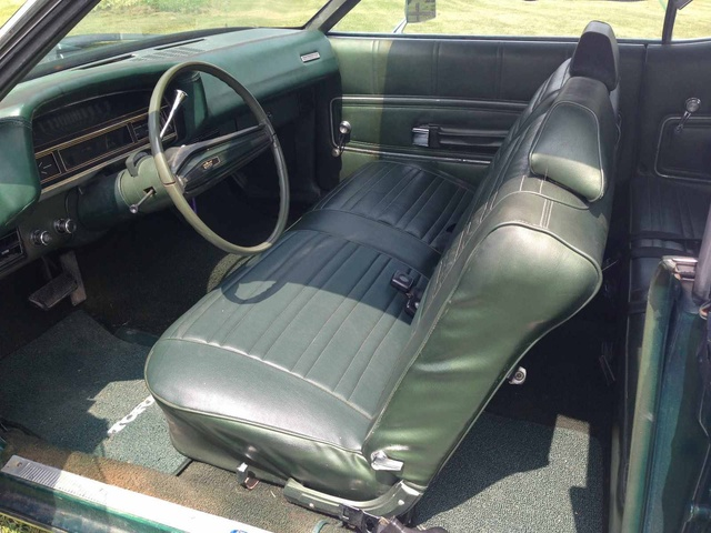 picture of 1971 ford torino 500 interior